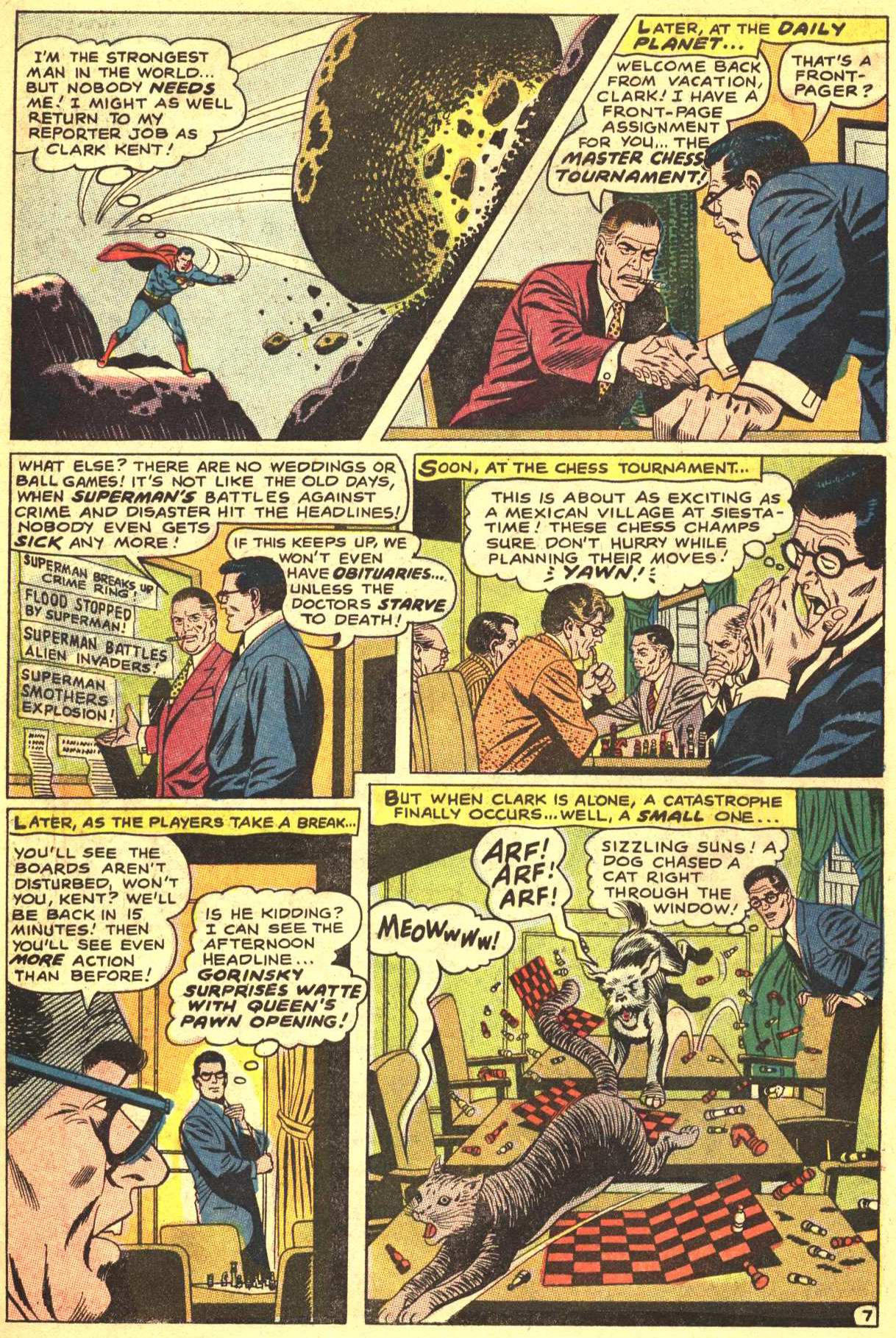 Read online Action Comics (1938) comic -  Issue #368 - 8