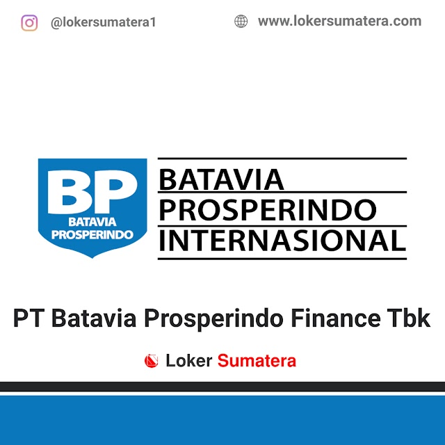 PT. Batavia Prosperindo Finance Padang