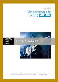 rhythm guitar guide by michael phils music