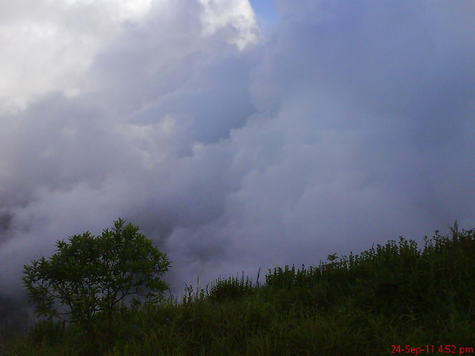 Expressing Myself: Hea... Kodachadri Clouds