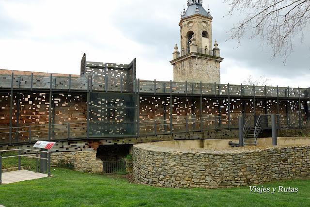 Muralla y nevero de Vitoria