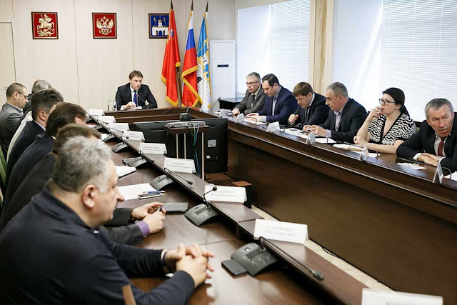 Пахомов объявил об ужесточении контроля за бюджетом строек Сергиев Посад