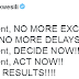 Check: No more excuses, we want results..act Now!- Oby Ezekwesili tells President Buhari