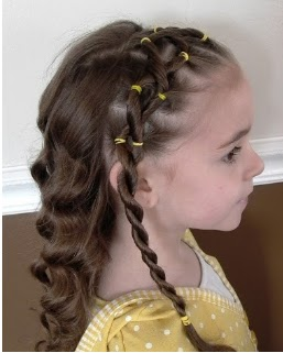 Admirable Modern Hairstyles For School Girls Big Solutions Hairstyles For Women Draintrainus