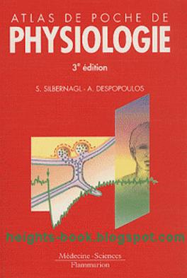 Télécharger Livre Gratuit Atlas poche de physiologie pdf