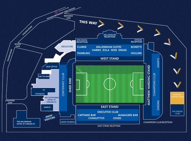 Chelsea Football Club Business Tour