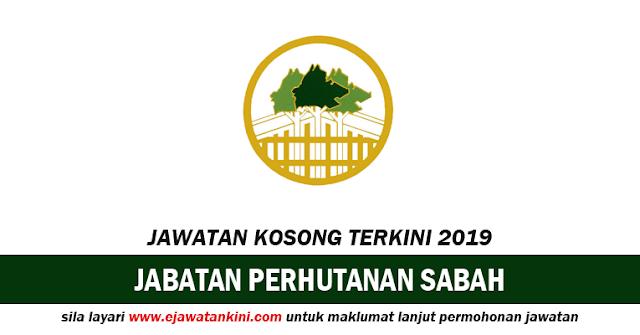 jawatan kosong sabah 2019