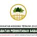 Jawatan Kosong 2019 di Jabatan Perhutanan Sabah