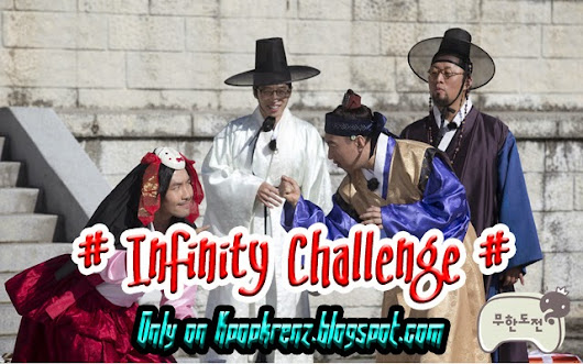 Infinite Challenge English Subtitle For Episode 349 - 356 ~
