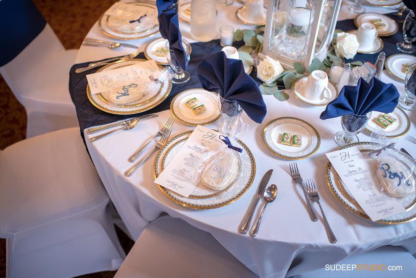 Wedding Hall Decoration by SudeepStudio.com Ann Arbor Wedding Photographer