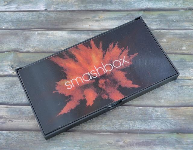 "Smashbox cover shot Lidschatten-Palette ""ablaze"""