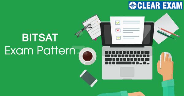 BITSAT Exam Pattern 2020