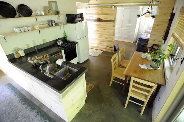 Vermont Chalet - Tiny House Nation