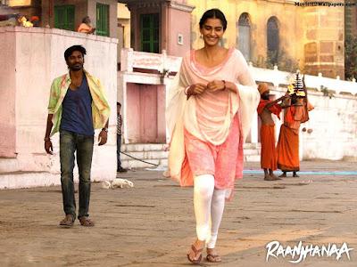 Ranjhanaa- Sonam And Dhanush