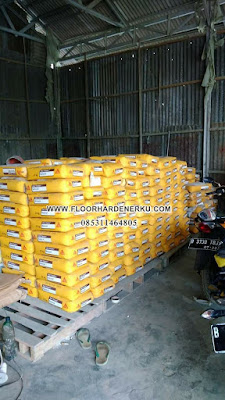 Bahan Floor Hardener Berkualitas