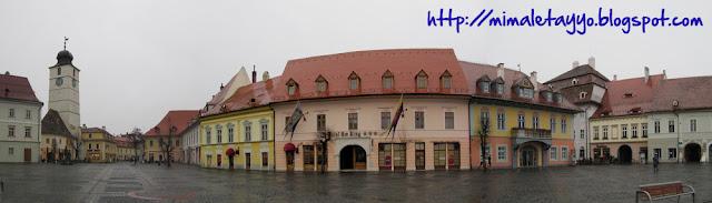 Piata Mare de Sibiu