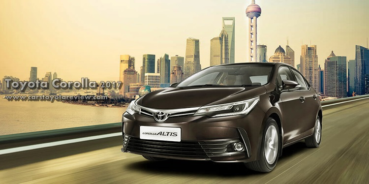 2017 Toyota Corolla Altis Facelift Redesign And Price