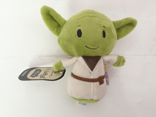 Star wars Yoda Itty Bittys