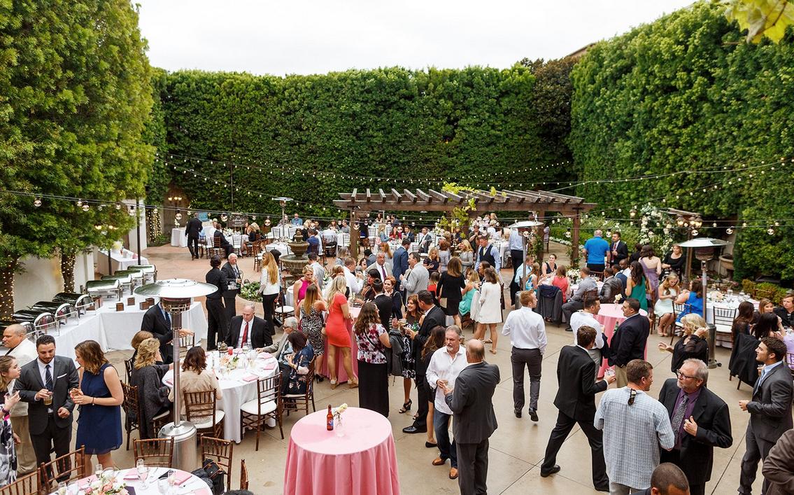 Franciscan Gardens Wedding Venues
