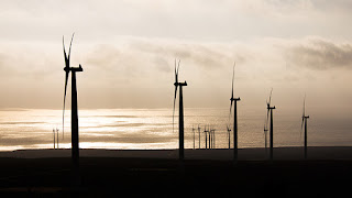 Chile plans to expand wind and solar power generation to replace coal (Picture Credit: Flickr/Miguel MS) Click to Enlarge.