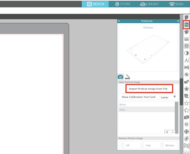 silhouette pixscan, silhouette pixscan help, silhouette pix scan, pixscan mat tutorial