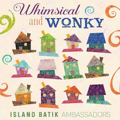 Island Batik December challenge
