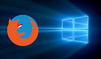 Wİndows 10 için Yenilenen Firefox'u İndirin