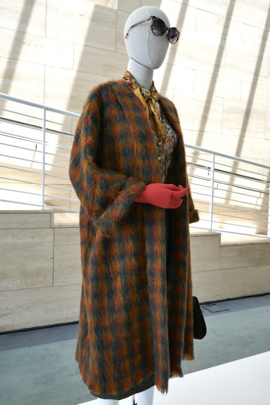 Princess Margaret Day Coat Crown season 2