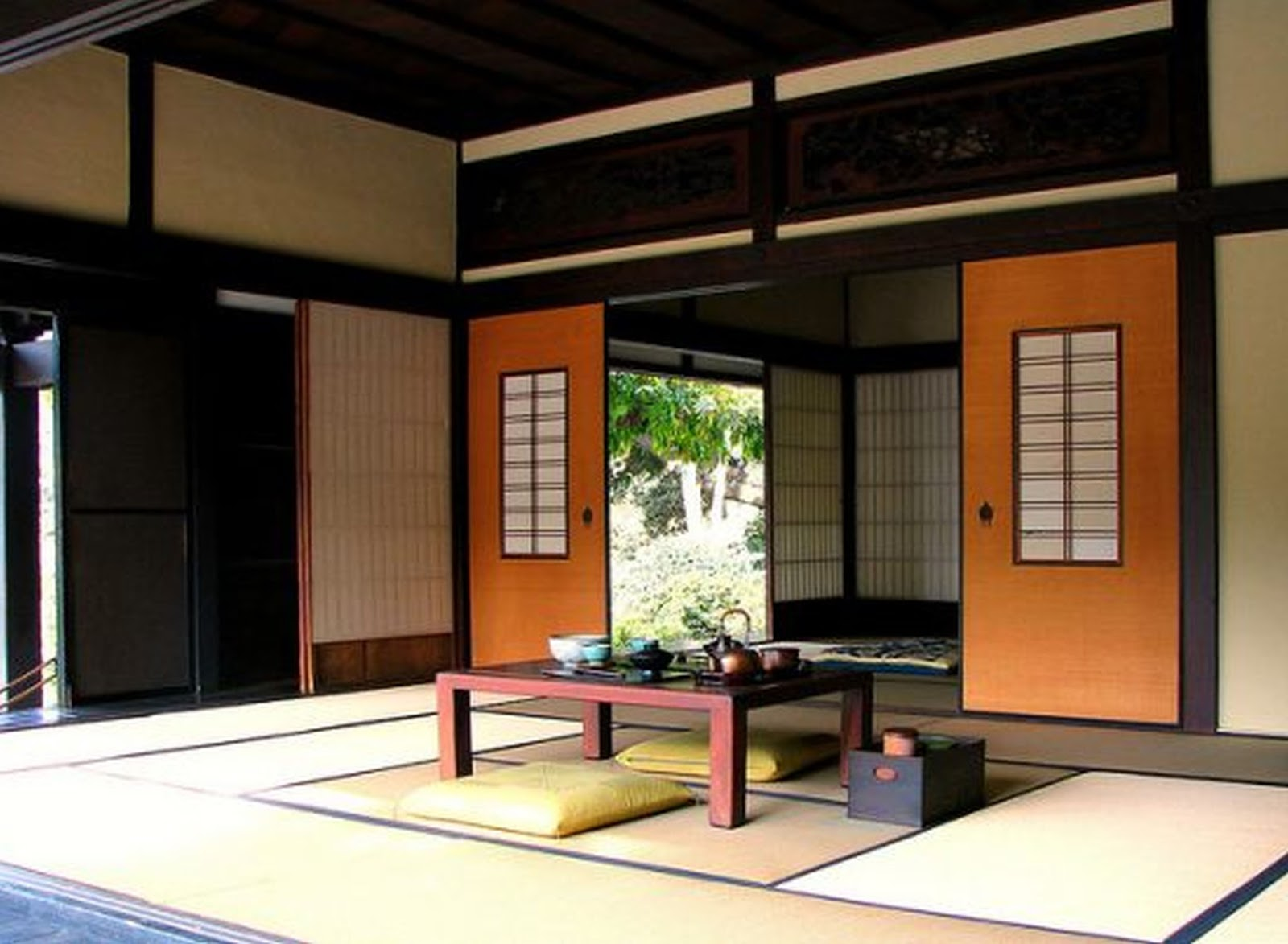 Japanese Sliding Doors. Simple Best Images About Shoji Screens On ...