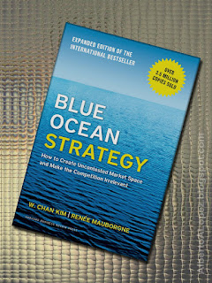 color image of 'Blue Ocean Strategy' by Renée Mauborgne and W. Chan Kim