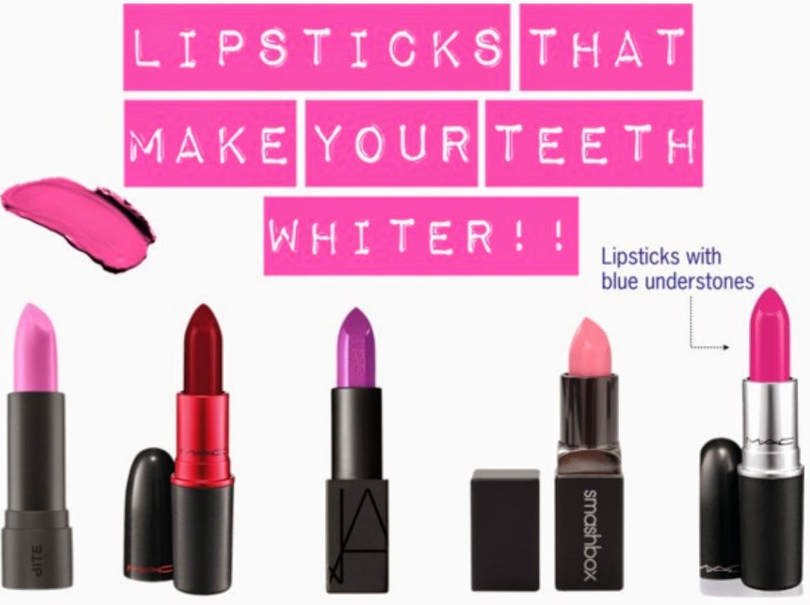 Best Colour Lipstick For Yellow Teeth