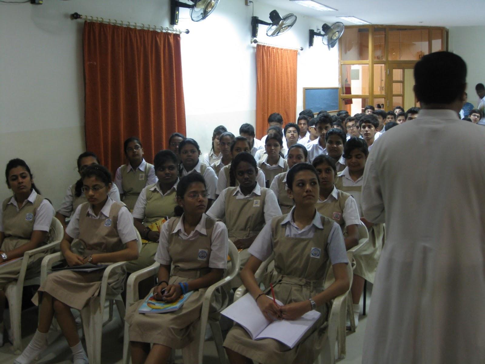 Collège Don Bosco: AVEC Mumbai: DON BOSCO HIGH SCHOOL & JUNIOR COLLEGE