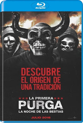 The First Purge 2018 BD25 Latino