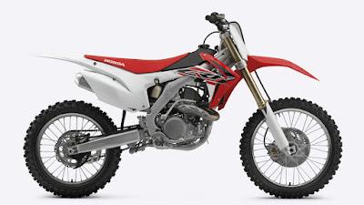 Price Motocross Honda CRF450R