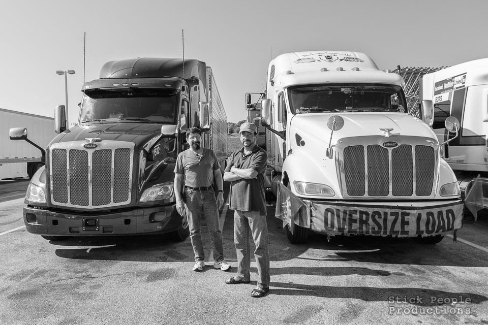 (c) Stick People Productions - Truckers - Kelly Doering, Photographer