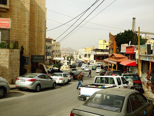 wadi musa jordania