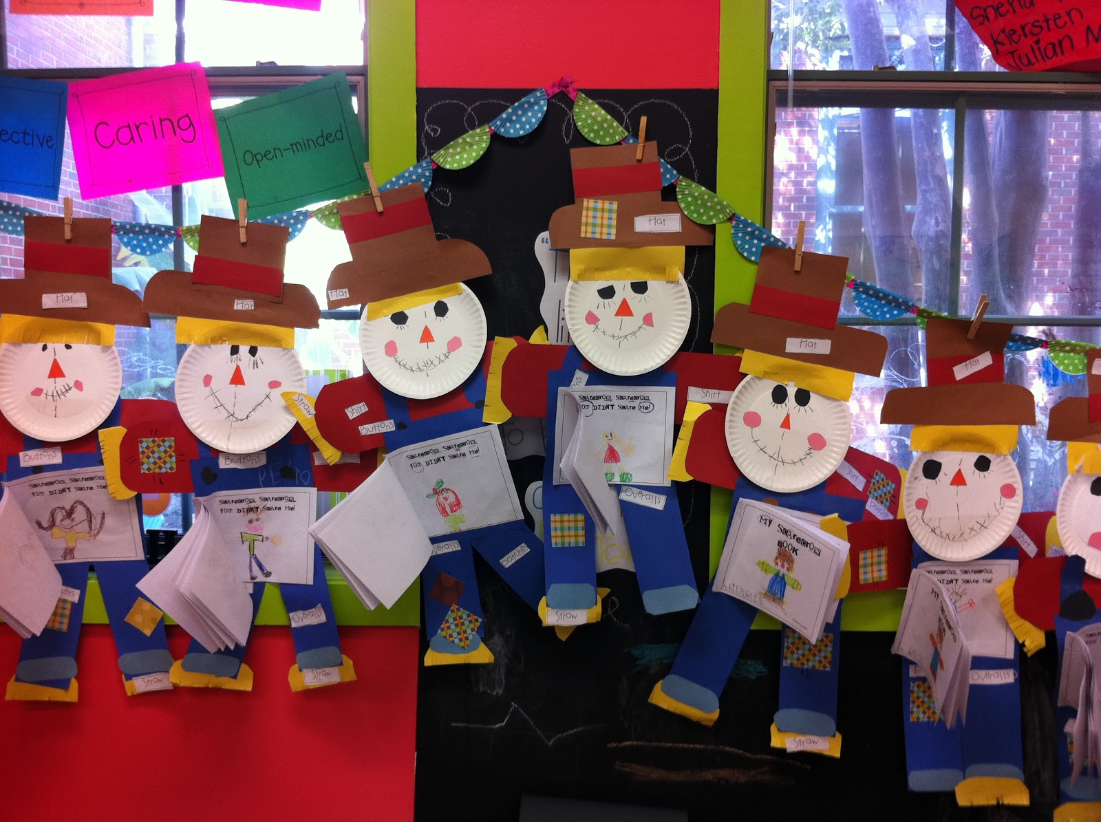 Welcome To Room 36 Veteran S Day Fall And Scarecrows