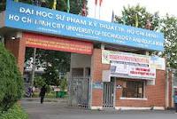 spkt - Đại Học Sư Phạm Kỹ Thuật TP.HCM Tuyển Sinh 2018