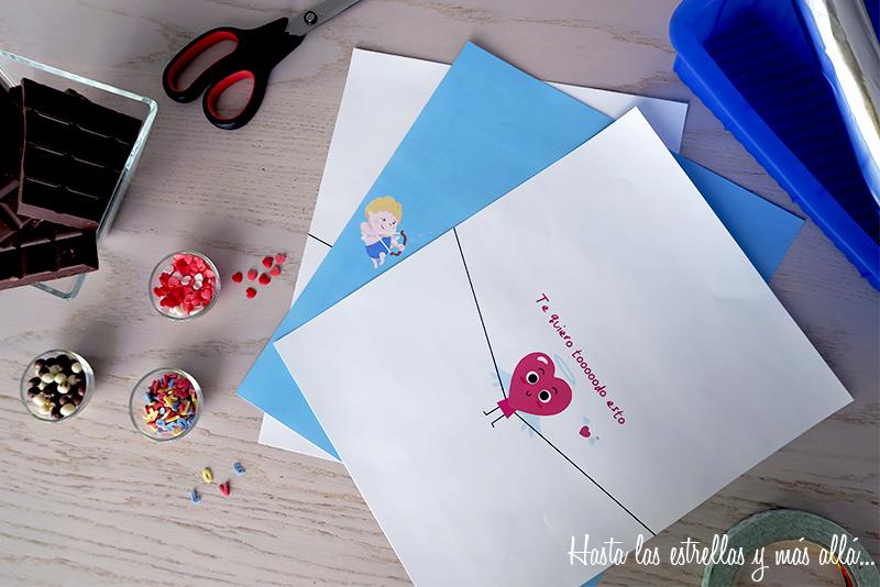 free chocolate bar printable imprimible gratuito san valentin