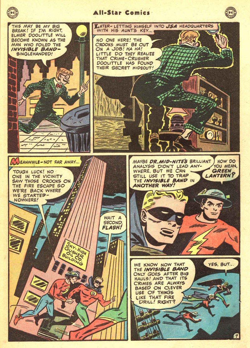 Read online All-Star Comics comic -  Issue #46 - 9
