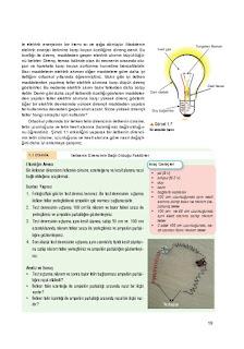 10. Sınıf Fizik Ders Kitabı Cevapları Berkay Yayınları Sayfa 19