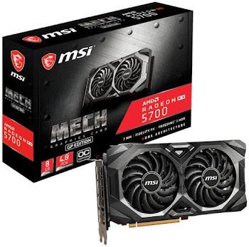 MSI Radeon RX 5700 Mech GP OC 8GB