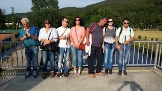 Fotografia do grupo de participantes, em Obermaubach