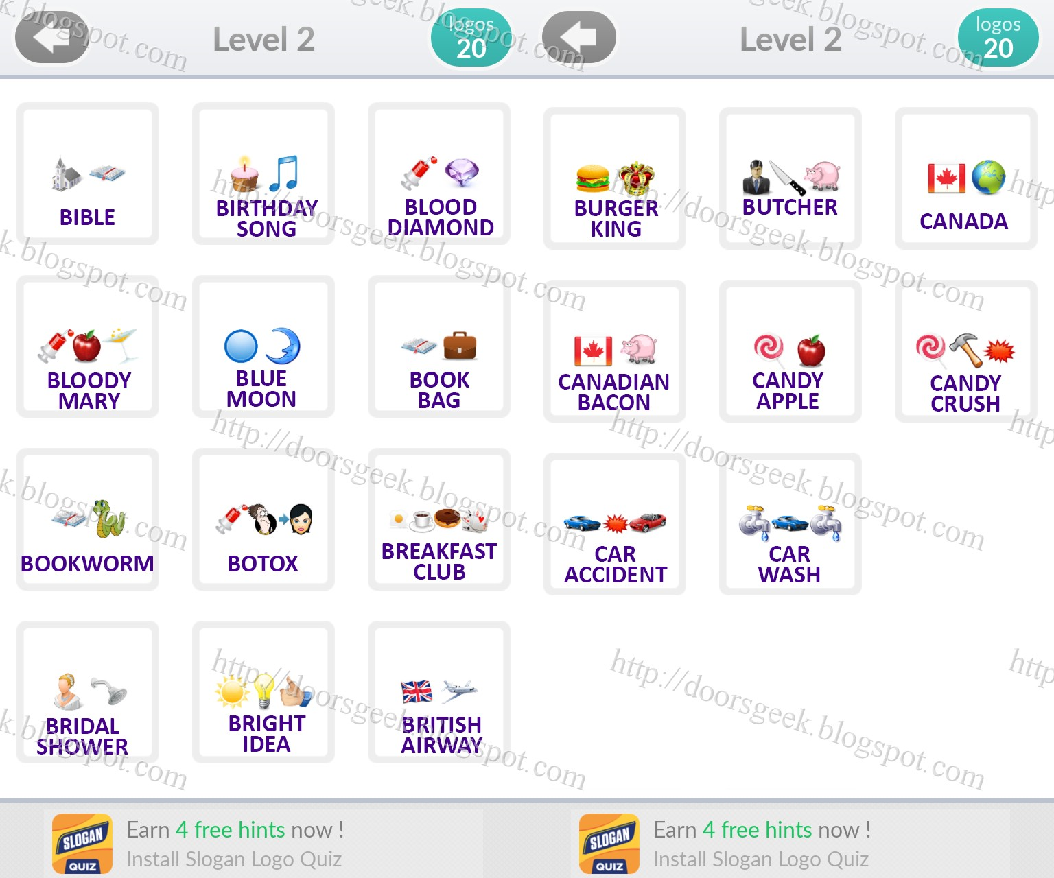 Guess The Emoji Level 22 Answers   www.pixshark.com ...