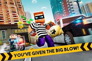Robber Race Escape MOD HACK APK (Dinheiro Infinito)