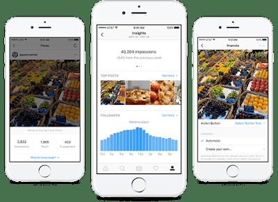 Cara Menghapus Profile Bisnis Pada Akun Instagram