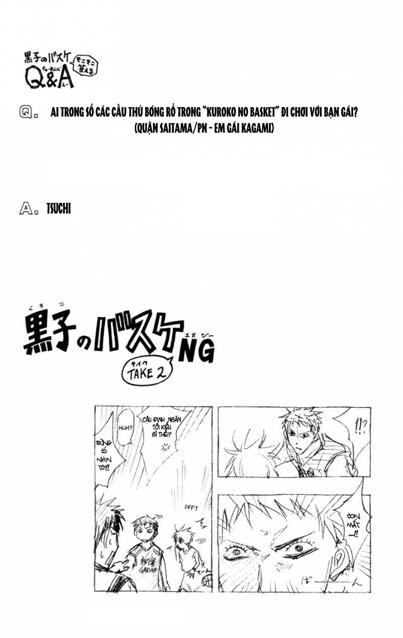Kuroko No Basket chap 119 trang 18