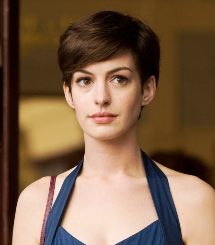 Anne Hathaway One Day: The Bloomin' Couch: 2013 Hair Trends