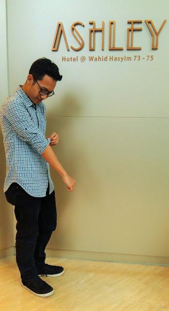 Blogger Eksis di Ashley Hotel Jakarta