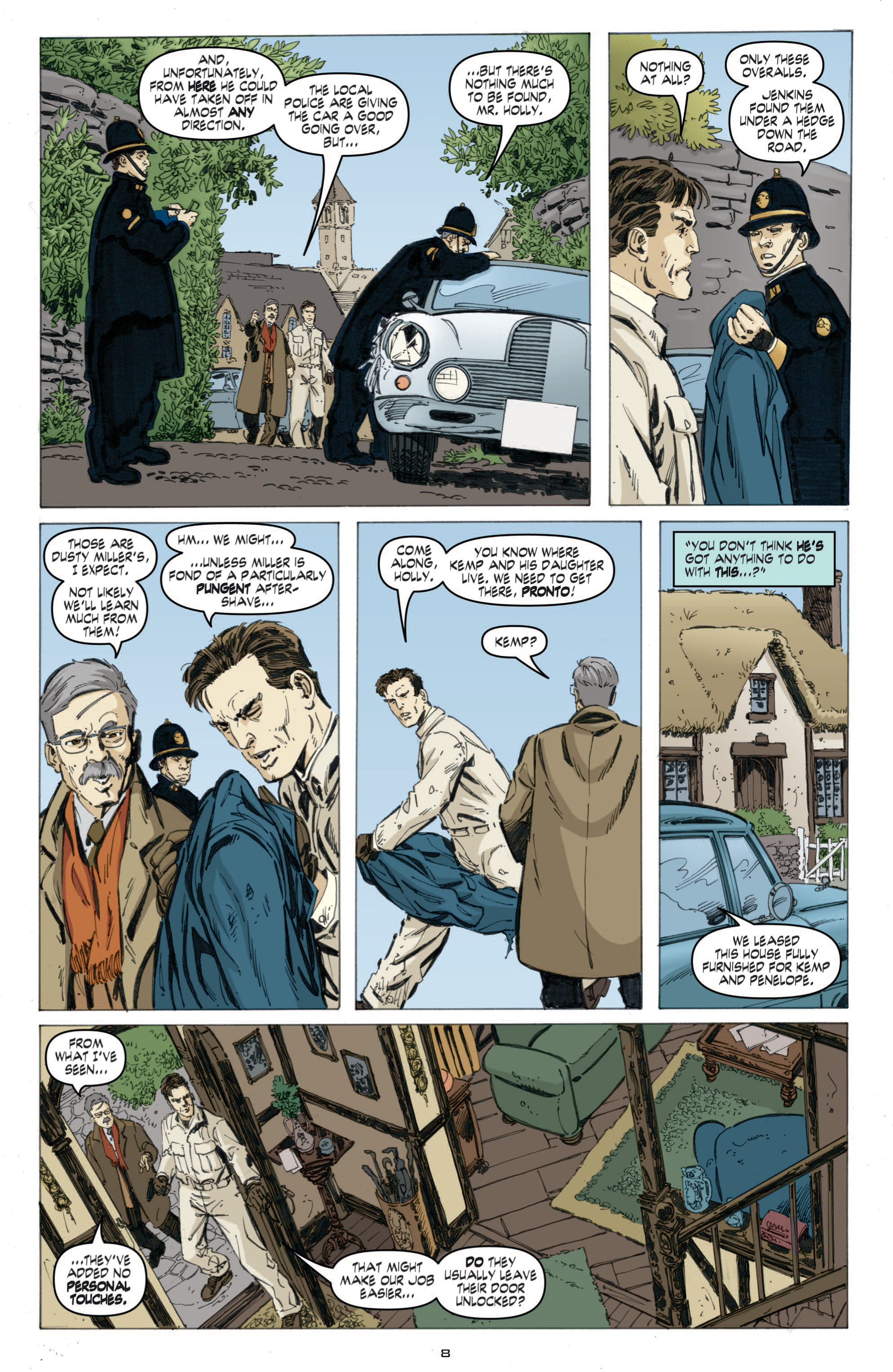 Read online Cold War comic -  Issue # TPB - 66